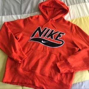 Men's Nike Embroidered Hoodie Size M